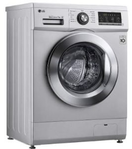 LG 7 kg Front Load Washing Machine (FH2G6HDNL42) Reviews & Features India 2020