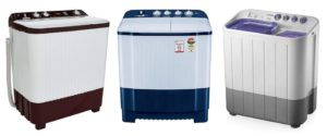 Top 10 Best SEMI-AUTOMATIC Washing Machines Under 10000 Budget in India 2021