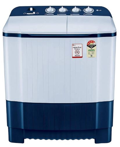 lg 6.5 kg semi automatic under 10000 price washing machine