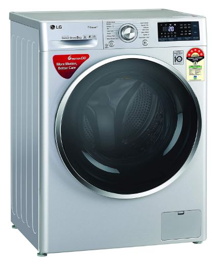 LG-Best-8-kg-front-load-washing-machine-india