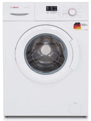 Bosch vs IFB 6 kg front load washing machine