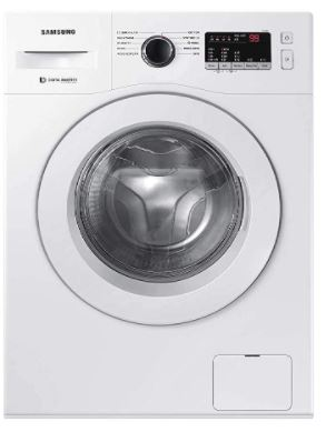 samsung 6.5 kg front load washing machine in india